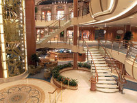 Diamond Princess - Atrium