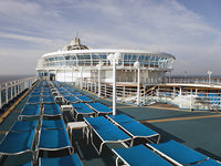 Emerald Princess - Sonnendeck
