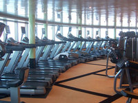Emerald Princess - Fitness Center