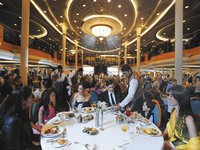 Enchantment of the Seas - Salon