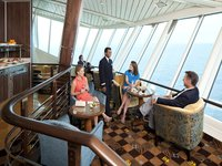 Enchantment of the Seas - Concierge Lounge