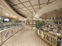 Explorer of the Seas - Windjammer Buffetrestaurant