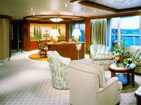 Golden Princess - Princess grand Suite