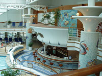Golden Princess - Calypso Reef & Pool