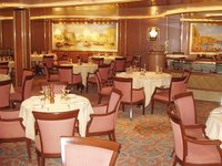 Golden Princess - Davinci Speisesaal