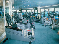 Grand Princess - Fitness Center