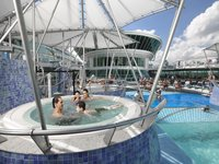 Grandeur of the Seas - Solarium