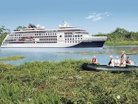 HANSEATIC spirit - Amazonas Expedition