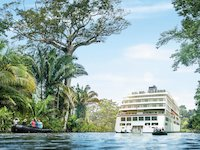 HANSEATIC spirit - Amazonas Expedition - Marina