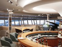 HANSEATIC spirit - HANSEATIC Expeditionsklasse  - Observation Lounge