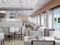 HANSEATIC spirit - HANSEATIC Expeditionsklasse  - Hauptrestaurant