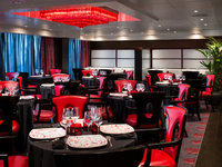 Insignia - Red Ginger Restaurant @Oceania Cruises