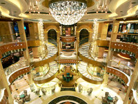 Majestic Princess - Atrium