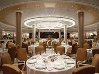 Marina - Grand Dining Room ©Oceania Cruises