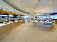 Mariner of the Seas - Windjammer Buffetrestaurant