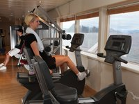 MS Amadea - Gym