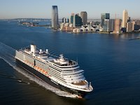 MS Eurodam - in New York