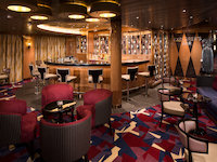MS Koningsdam - Explorers Bar