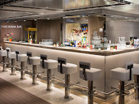 MS Koningsdam - Panorama Bar