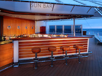 MS Koningsdam - Sun Bar