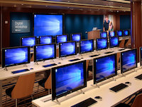 MS Koningsdam - Digital Workshop Center