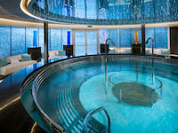 MS Koningsdam - Greenhouse SPA Bereich