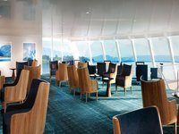 MS Nordnorge - Panorama Lounge