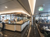 MS Polarlys - Norway's Coastal Kitchen im Torget Restaurant