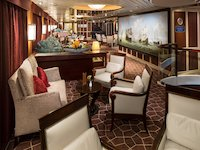 MS Prinsendam - Explorers Lounge