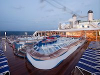 MS Rotterdam - The Retreat - Pooldeck