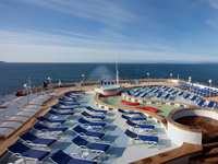 ms Veendam - Pool Deck