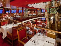 MS Veendam - Dining Room - Hauptrestaurant