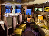 MS Veendam - Champagne Bar