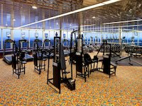 MS Veendam - Fitness Center
