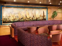 MS Veendam - Explorer Lounge