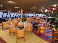 MS Volendam - Crow's Nest Bar