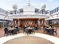MSC Armonia - Pooldeck Bar