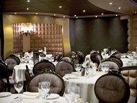 MSC Divina - The Black Crab Restaurant