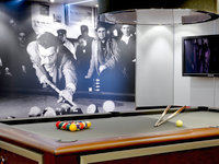 MSC Magnifica - Bar - Billard Tisch