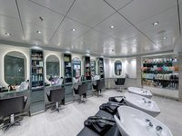 MSC Meraviglia - MSC Aurea Spa, Hair Salon, Jean Louis David