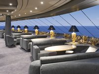 MSC Preziosa - Top Sail Lounge