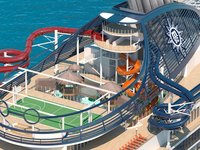 MSC Seaside - Aquapark