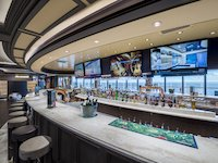 MSC Seaside - Sports Bar