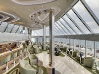 MSC Seaview - MSC Yacht Club Top Sail Lounge