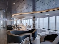 MSC Seaview - Champagner Bar