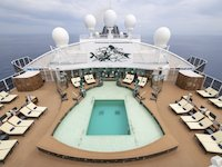 MSC Seaview - MSC Yacht Club Pool