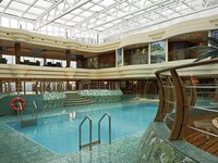MSC Splendida - L'Equatore Pool