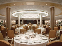 Nautica - Grand Dining Room ©Oceania Cruises