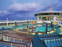 Navigator of the Seas - Solarium