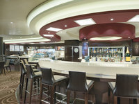 Norwegian Breakaway - Atrium Bar